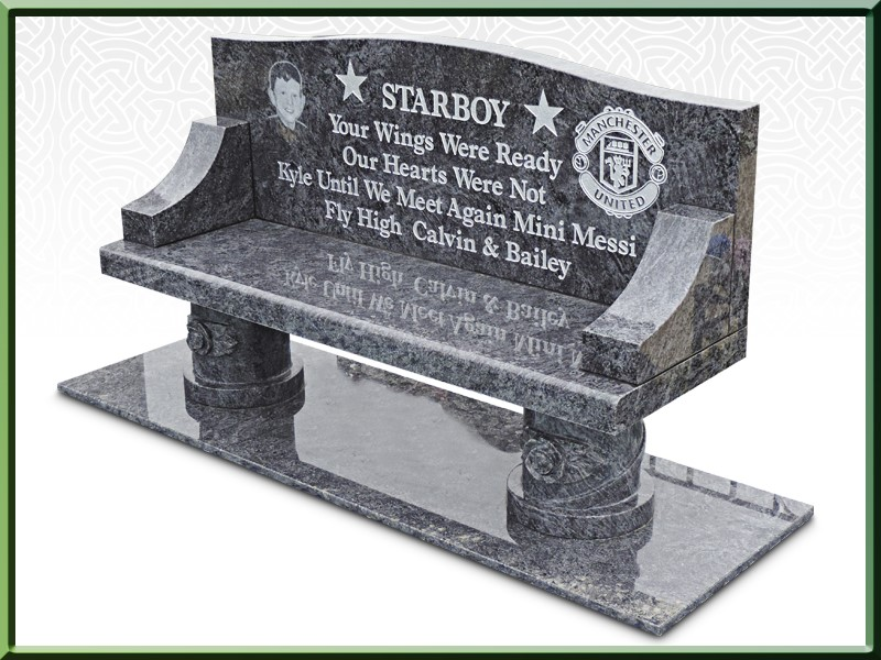 Grave Seat No 5 Bench